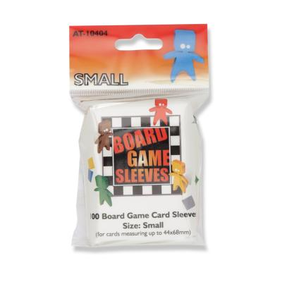 Board Game Sleeves - Small - 44x68mm (x100)
